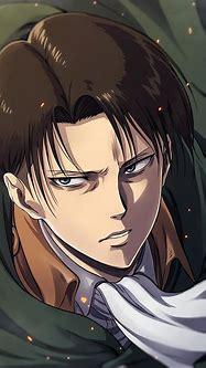 Anime Official Levi Ackerman