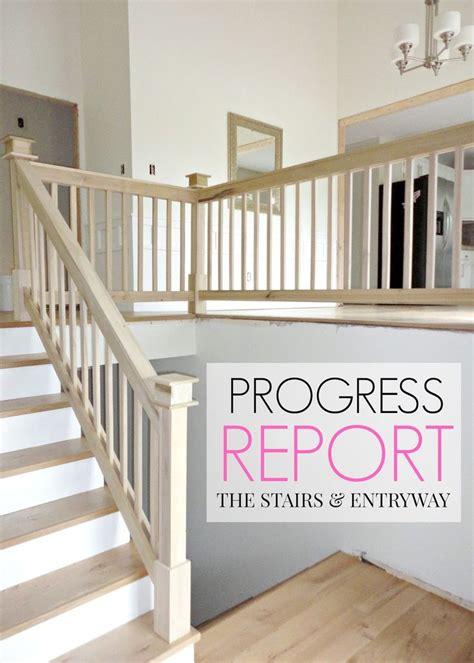 indoor stair railing ideas  pinterest indoor
