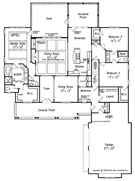 bedrooms  baths jack  jill bathroom   craftsman style house plans house plans