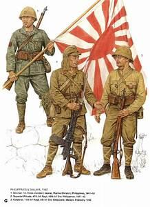 Japanese Uniform Reference | WW2 Asia Arsoft | DUST: IJA ...