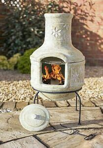 Chiminea Lid by Outdoor Pizza Oven Chiminea Clay Bbq Grill Patio Heater