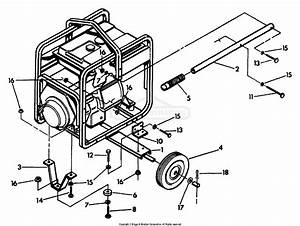 Briggs And Stratton Power Products 9289-1