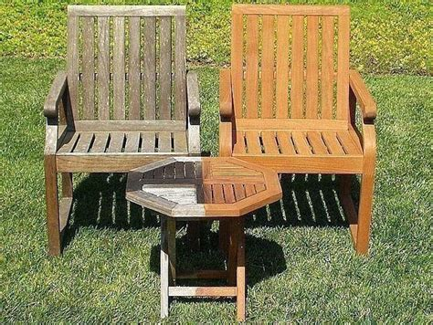 mitchells interiors clean outdoor teak furniture