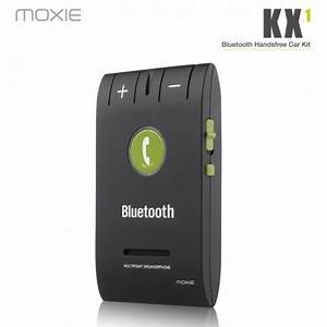 Installer Bluetooth Voiture : kit bluetooth main libre pour voiture noir kx1 moxie ~ Farleysfitness.com Idées de Décoration