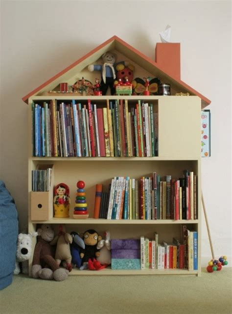 diy dollhouse bookcase plans guide patterns