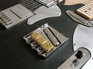 Guitarren  Sitar Bridge And Pickguard Polishing