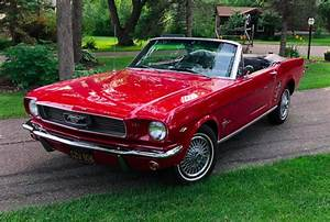 1966 Ford Mustang Convertible 289 for sale on BaT Auctions - sold for $27,750 on July 9, 2018 ...