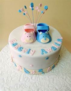 Baby Shower Cakes - D Cake Creations