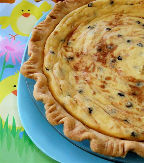 easter pies ricotta pie archives proud italian cook