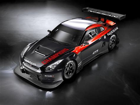 2012 Nissan Gt-r Nismo Gt3 Pictures, News, Research