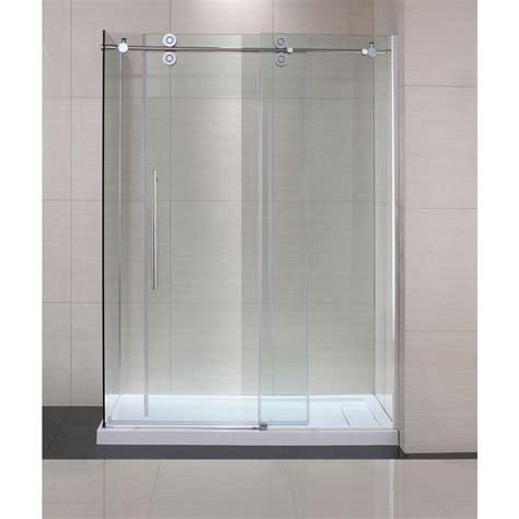 schon lindsay      semi framed shower enclosure