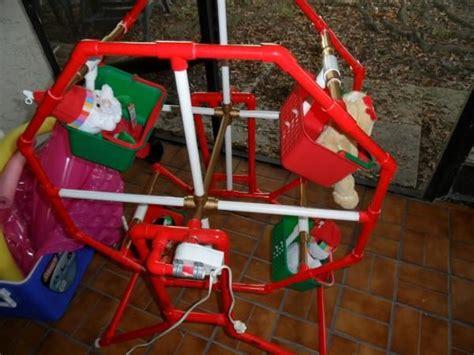 plans   pvc ferris wheel vbs colossal coaster world