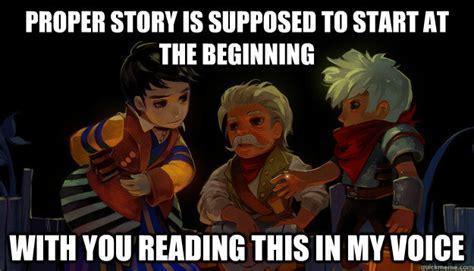 Bastion Memes - bastion stranger memes quickmeme