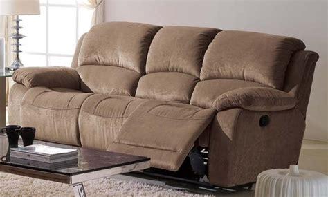 microfiber sectional recliner sofa ladonna microfiber reclining sofa modern sofas los