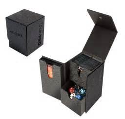 ultra pro pro tower deck box