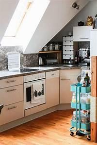Kleine Küchen Einrichten : altbau k che einrichten ~ Indierocktalk.com Haus und Dekorationen