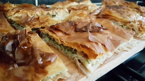 Spinach Pie | Albanian Pite me Spinaq | My Albanian Food