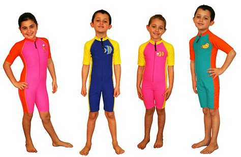 sun protection full body swimsuits  baby girl