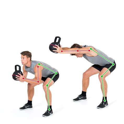 kettlebell exercise table long exercises upper training shoulder gymbox functional ex muscles healthy