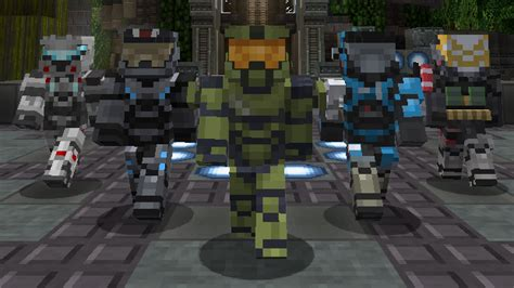 float  sputter halo assets coming  minecraft xbox