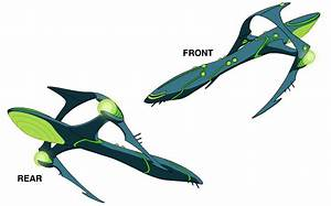 Ben 10 Alien ship design by Devilpig on DeviantArt