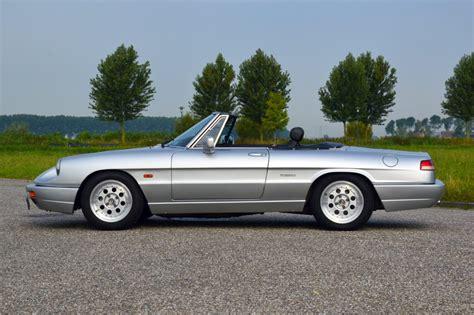 Alfa Romeo Spider 20  Lex Classics