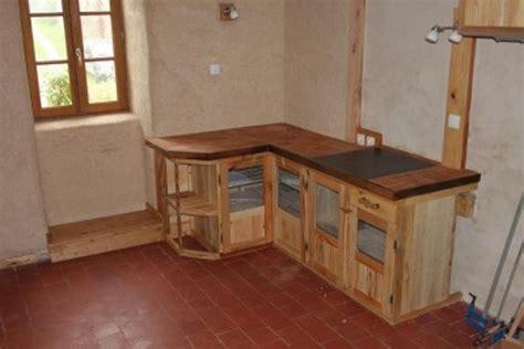 fabriquer meuble de cuisine construire meuble cuisine pour fabriquer galerie et faire