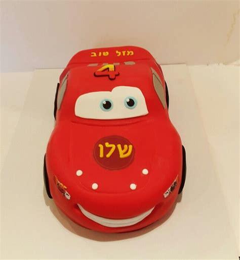 speedy mcqueen cars cake  lushiz disney cakes