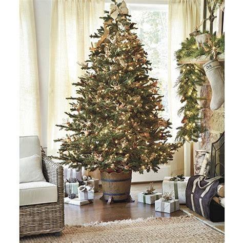 barrel planter christmas tree stand for the home decor