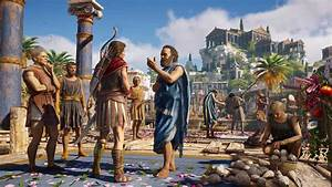 Assassin's Creed Odyssey Guide And Tips For PS4
