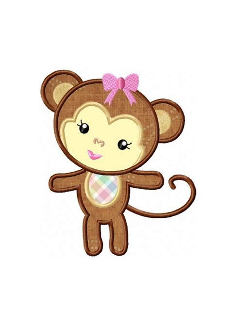 Monkey Applique by 1000 Images About Monkey Applique On Boys