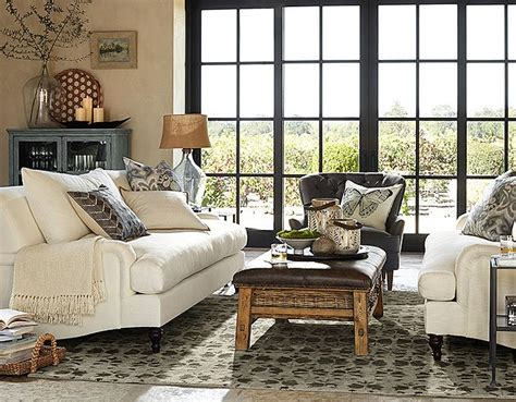 Dining Room Chair Upholstery Ideas, Pottery Barn Living