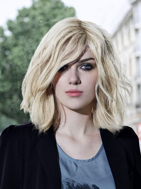 halblanges haar frisuren