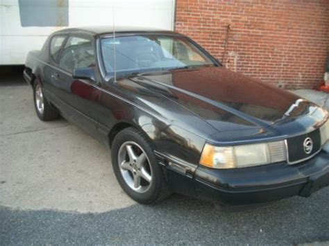 Buy Used 1988 Mercury Cougar Cougar Xr7 In Baltimore