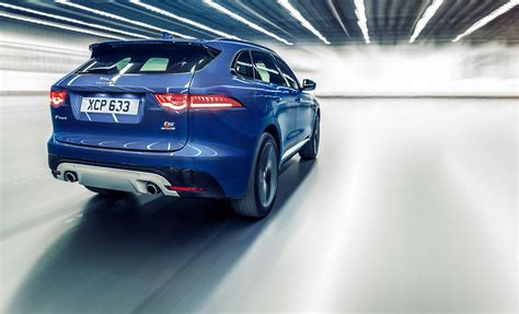 Why you should lease a Jaguar F Pace for £423pm: CAR