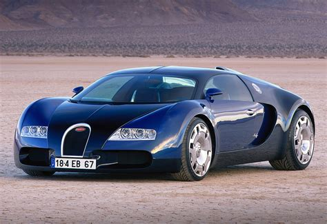 1999 Bugatti Eb 184 Veyron Concept Specifications