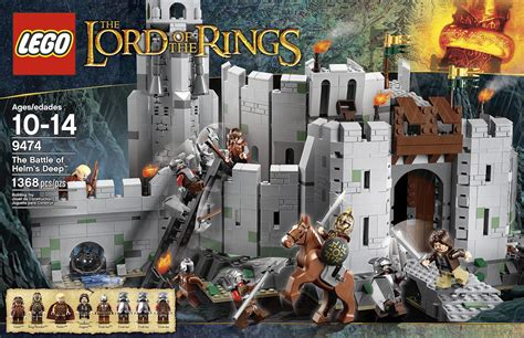 siege lego high res images of lego lord of the rings 9474 the battle