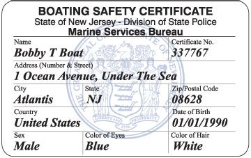 Nys Boating License Course by On Boating License Htons By Boat