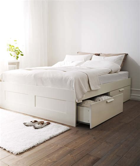 Brimnes Bed by 9 Ikea Products You Need In Your Bedroom Today