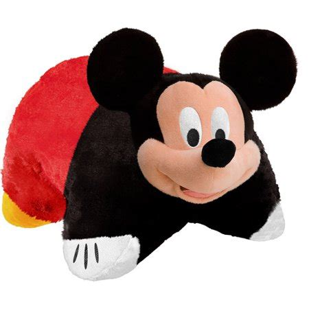 mickey mouse pillow as seen on tv disney pillow pet mickey mouse walmart