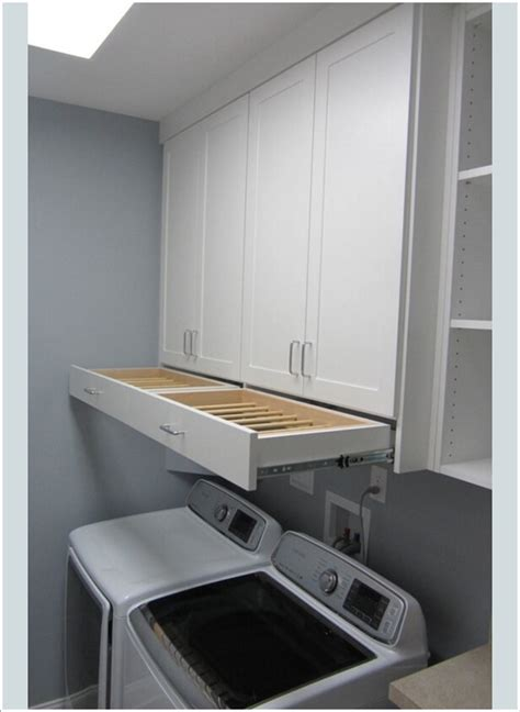 practical diy projects  laundry room organization
