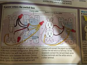 Image Result For Wiring Diagram Switch Controlled Outlet