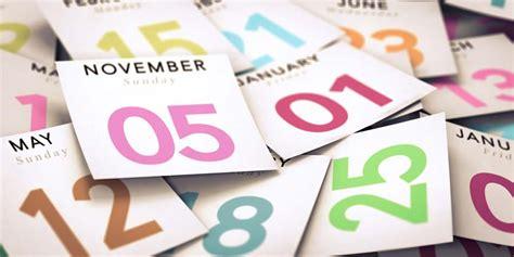 weeks year