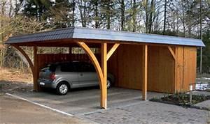 Doppelcarport Mit Schuppen : doppelcarport mit leimholzb gen ~ Frokenaadalensverden.com Haus und Dekorationen