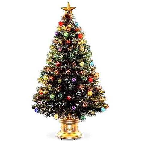 buy national tree fiber optic fireworks ornamental tree