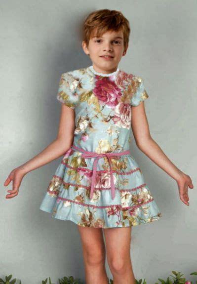 a boy wearing a dress cd petticoated boys dresses