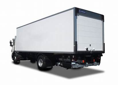 Truck Bodies Reefer Refrigerated Trucks Offer Larger