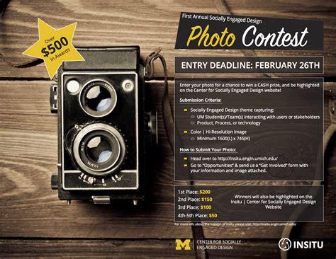 photo contest   prizes center  socially