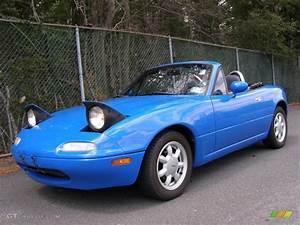 1992 Mazda Mx-5 Miata - Information And Photos