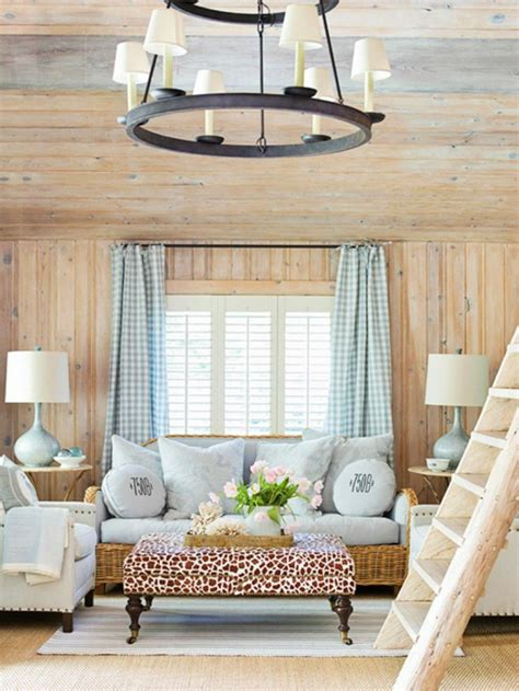 cottage living rooms 10 ways to create coastal cottage style Coastal
